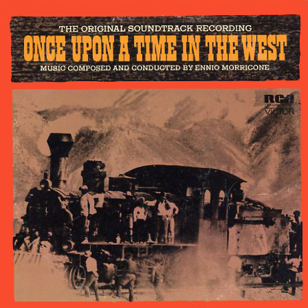 LSP4736 - Once Upon A Time In The West - Ennio Morricone on CD