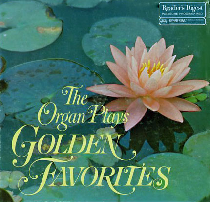 RDA054 - Organ Plays Golden Favorites on CD