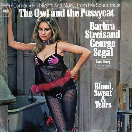 S30401 - Owl and The Pussycat - Barbra Streisand - George Segal on CD