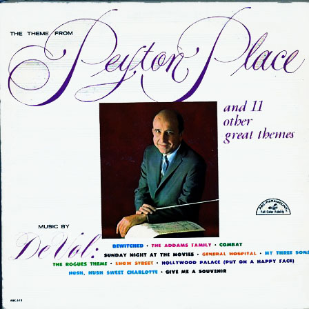 ABC513 - Peyton Place and 11 Other Great Themes - Frank De Vol on CD