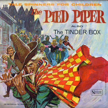 UAC11017 - Pied Piper - Tinder Box on CD