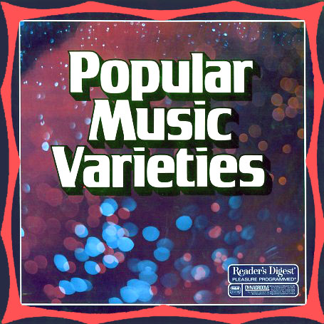 RDA014 - Popular Music Varieties on CD