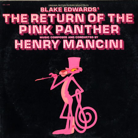 ABL10968 - Return of the Pink Panther - Blake Edwards - Henry Mancini on CD