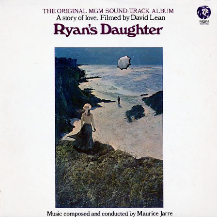ISE27ST - Ryan's Daughter on CD