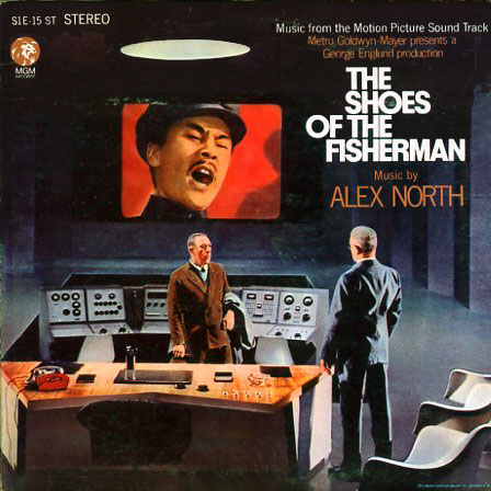 S1E15ST - Shoes of the Fisherman on CD