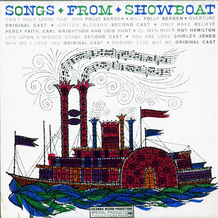 XTV82003 - Songs From Showboat on CD