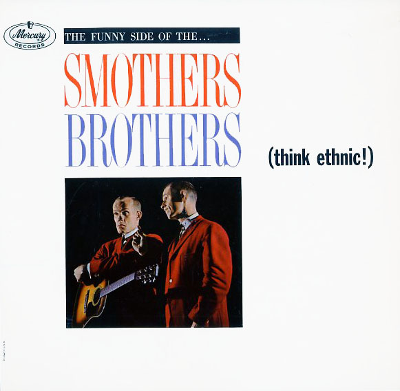 MG20777 - Smothers Brothers - The Funny Side Of The Smothers Brothers (Think Ethnic!) - on CD