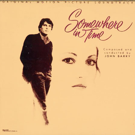 MCA5154 - Somewhere In Time Motion Picture Soundtrack on CD