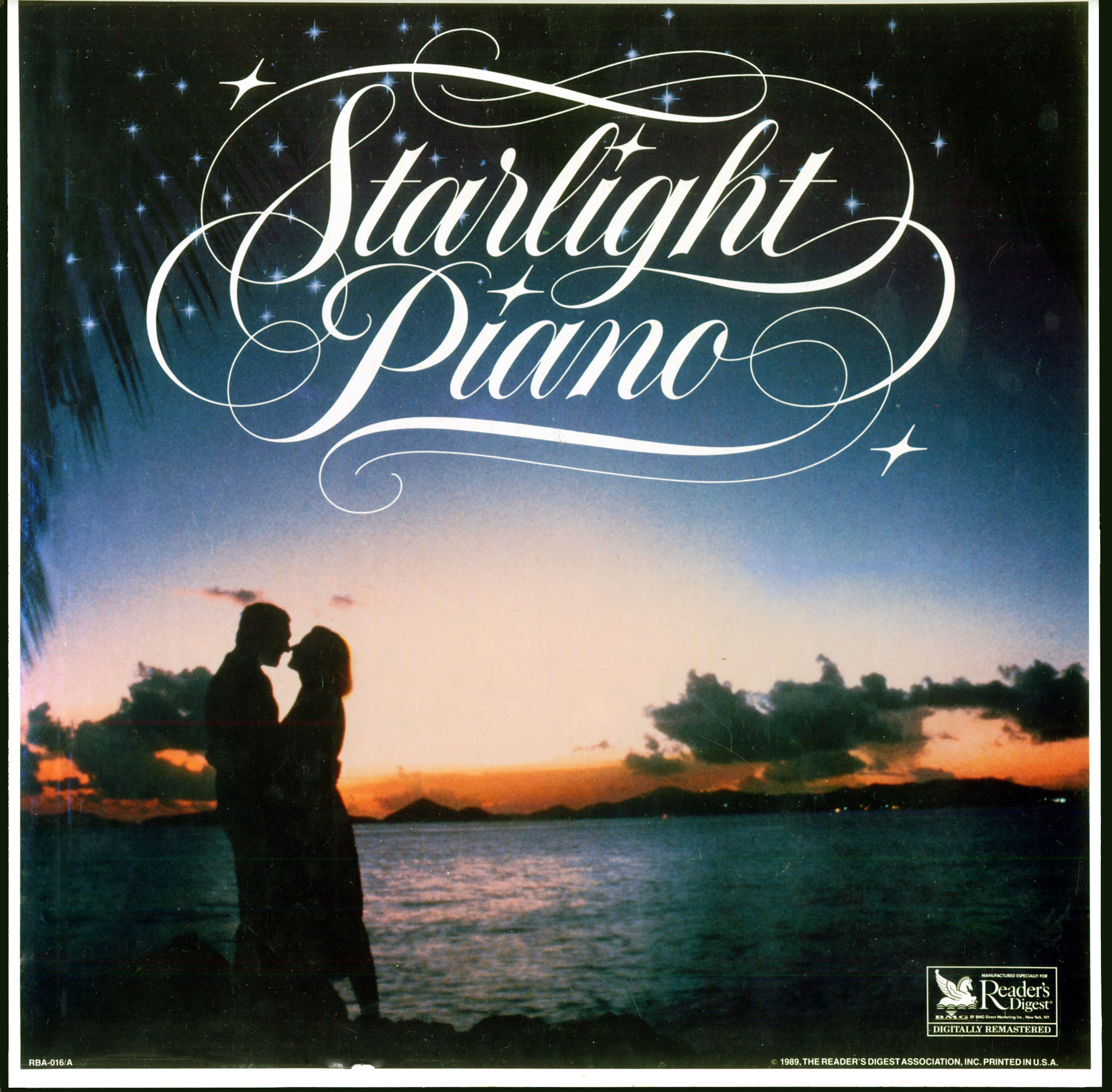 RBA016 - Starlight Piano on CD