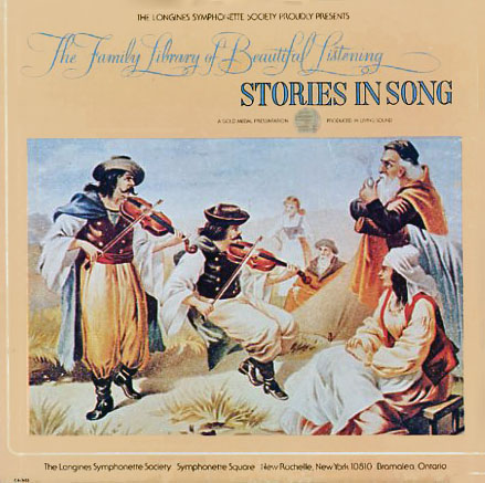 LWS971 - Stories In Song - Family LIbrary Of Beautiful Listening on CD