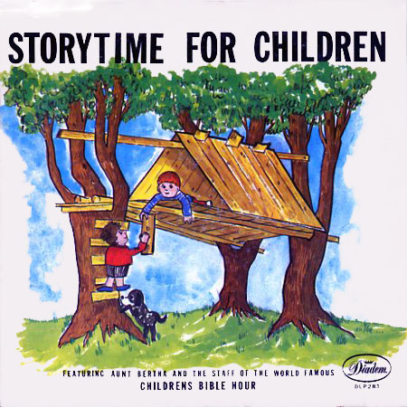 DLP283 - Storytime For Children on CD