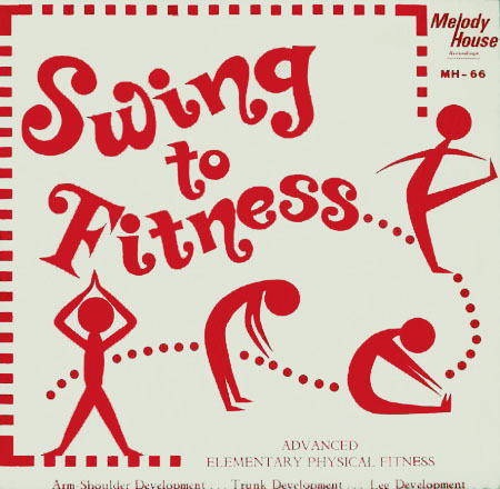 MH66 - Swing To Fitness on CD