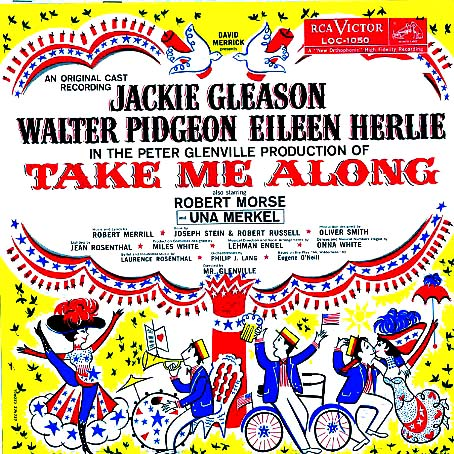 LOC1050 - Take Me Along - Jackie Gleason on CD