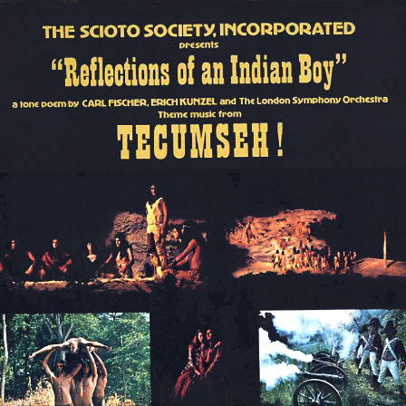 1013 - Reflections of an Indian Boy - Tecumseh - Scioto Society, Inc. on CD