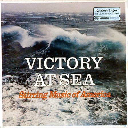 RDA88A - Victory At Sea on CD