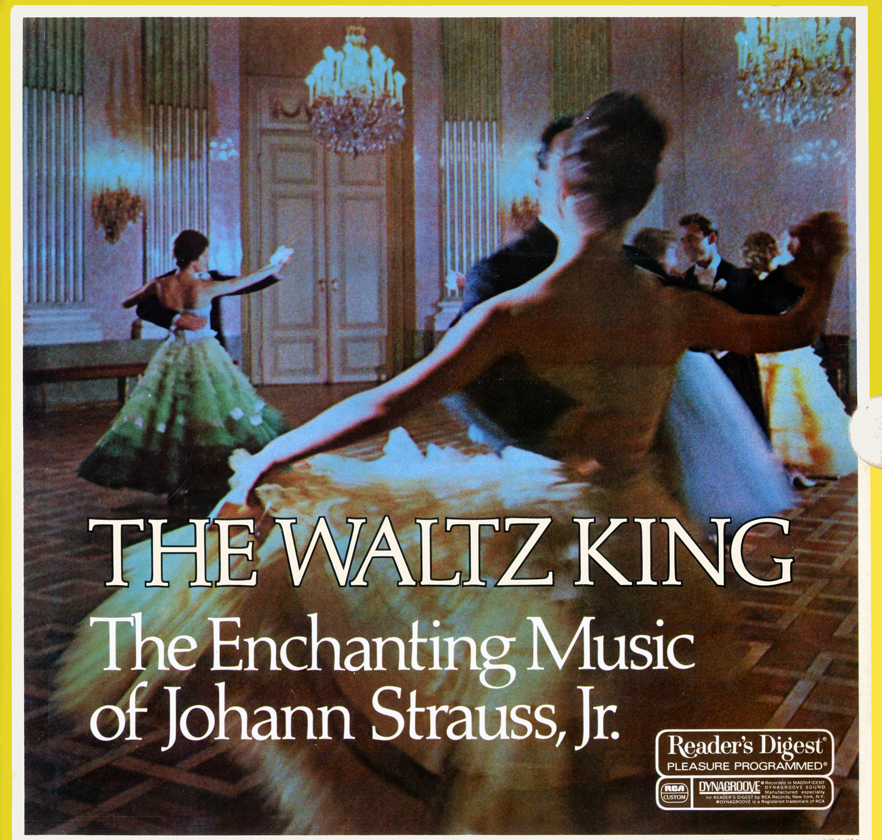 RDA19 - Waltz King - Enchanted Music of Johann Strauss Jr.  on CD