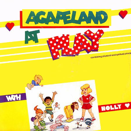 BWR2055 - Agapeland At Play on CD