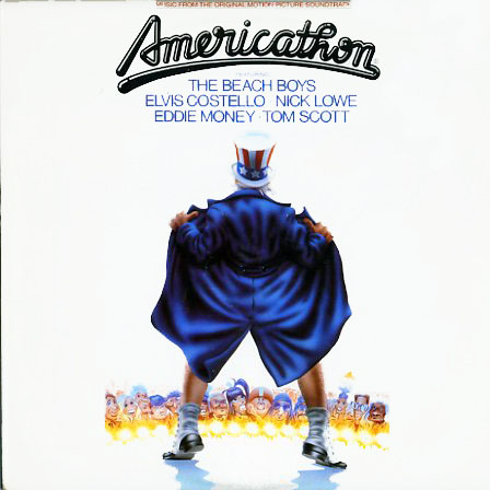 JS36174 - Americathon Original Motion Picture Soundtrack on CD