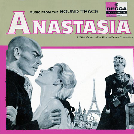 DL8460 - Anastasia Original Motion Picture Soundtrack on CD