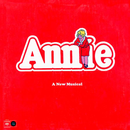 JS34712 - Annie Broadway Soundtrack on CD