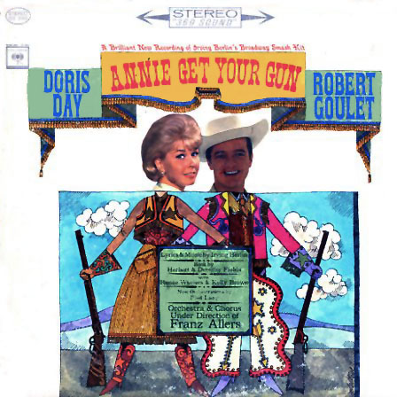 OS2360 - Annie Get Your Gun - Motion Picture Soundtrack on CD