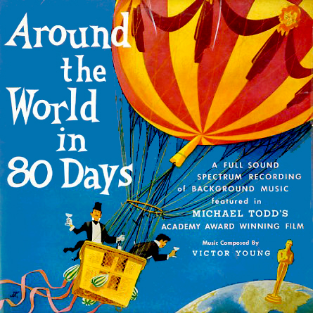P2800 - Around The World In 80 Days on CD