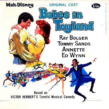 BV4022 - Babes In Toyland Original Cast Soundtrack on CD
