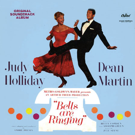 SW1435 - Bells Are Ringing Motion Picture Soundtrack on CD