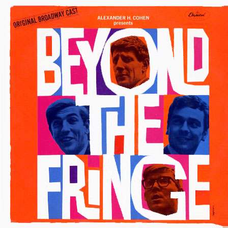 W1792 - Beyond The Fringe Original Broadway Cast on CD