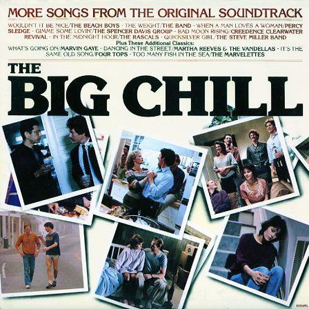 6094ML - Big Chill More Songs from Motion Picture Soundtrack on CD