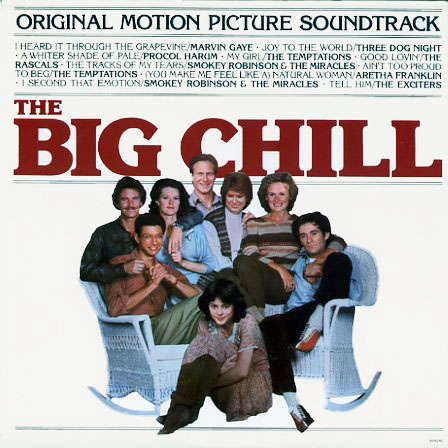 6062ML - Big Chill Motion Picture Soundtrack on CD