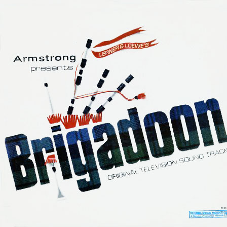 CSM385 - Brigadoon TV Soundtrack on CD