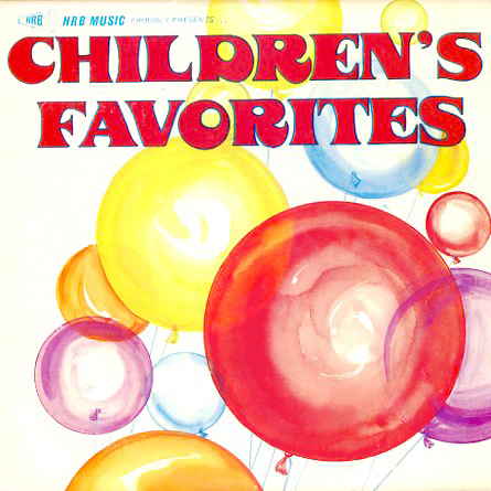 C106 - Children's Favorites The Jinglehimers on CD