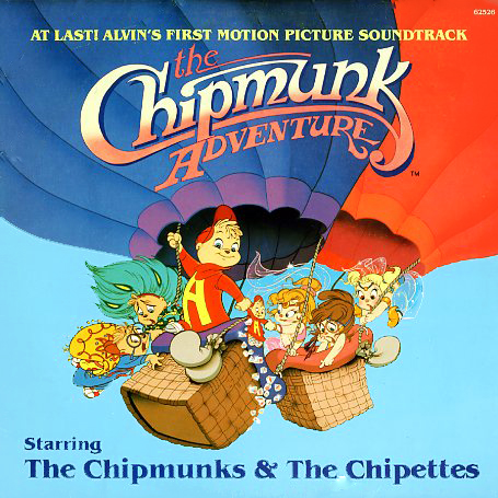 62526 - Chipmunk Adventure on CD