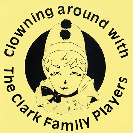 RHR190178 - Clowning Around With the Clark Family Players on CD