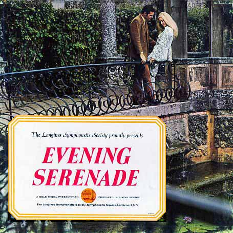 LS202A - Evening Serenade on CD