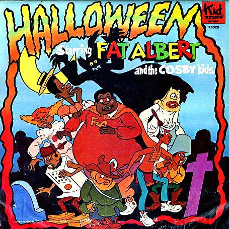 KS029 - Fat Albert and The Cosby Kids Halloween on CD
