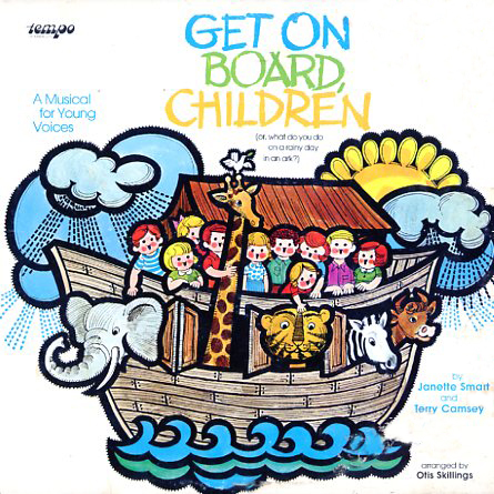 R7137 - Get On Board Children on CD