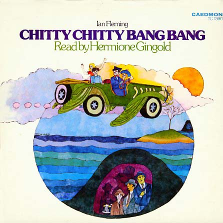 TC1390 - Chitty Chitty Bang Bang on CD