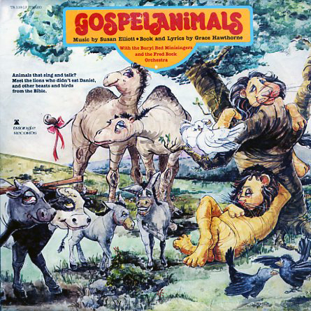 TR119 - Gospel Animals on CD