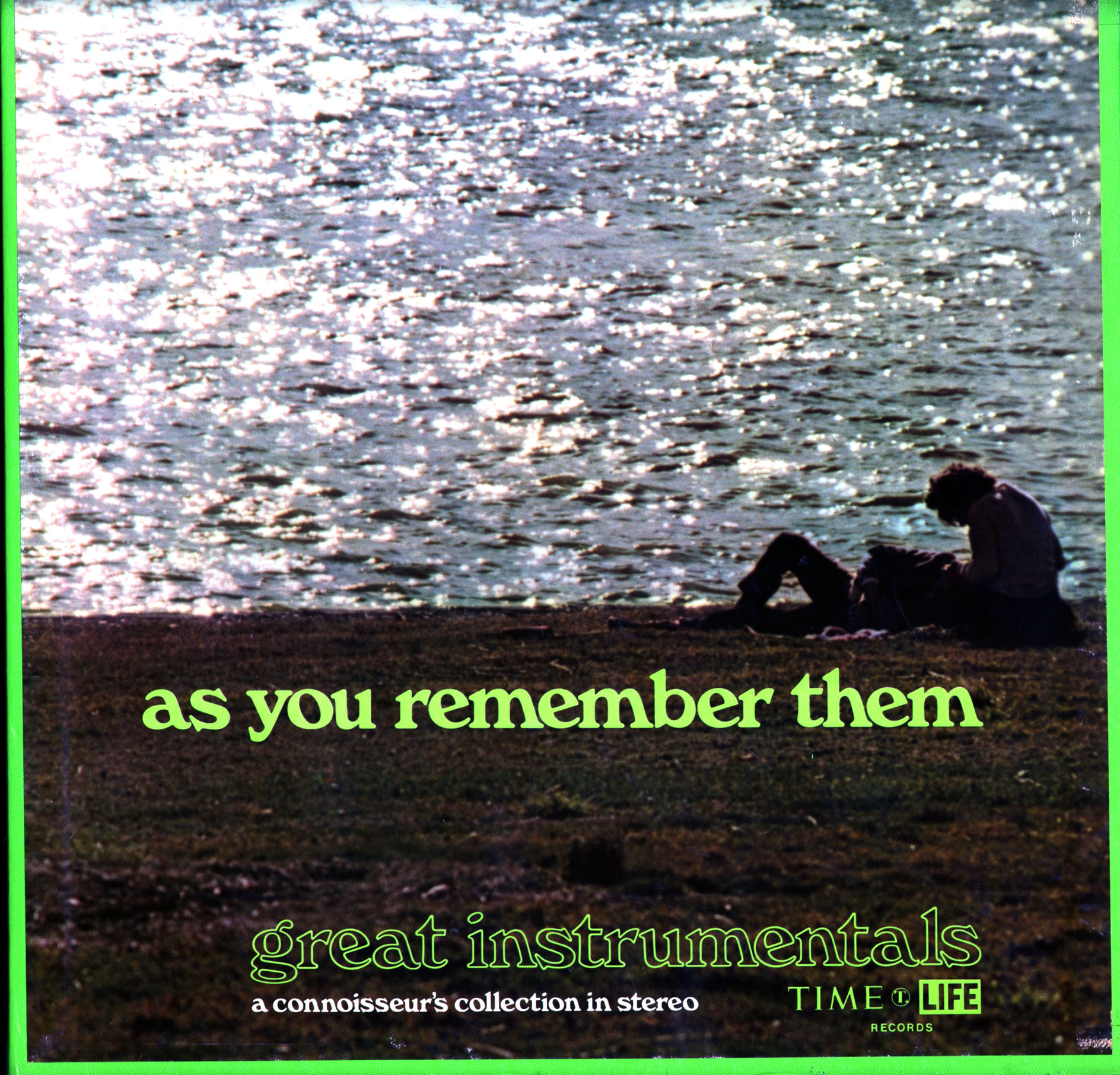 STL241 - As You Remember Them Great Instrumentals Volume 1 on CD