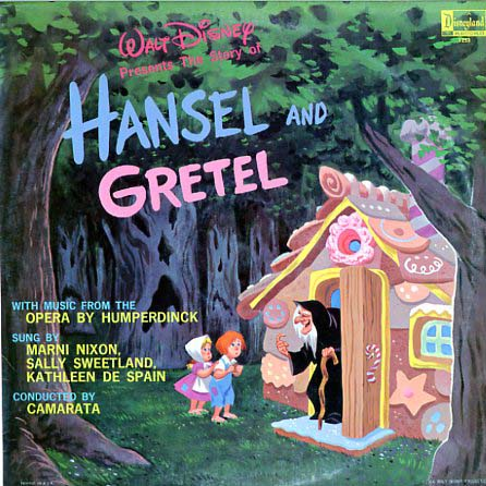 1253 - Hansel and Gretel on CD