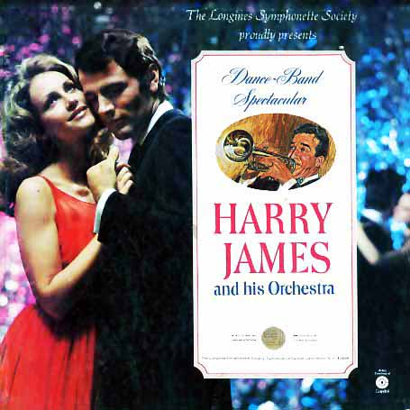 LS217 - Harry James and His Orchestra on CD