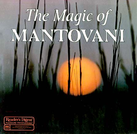 RDA018 - Magic of Mantovani on CD