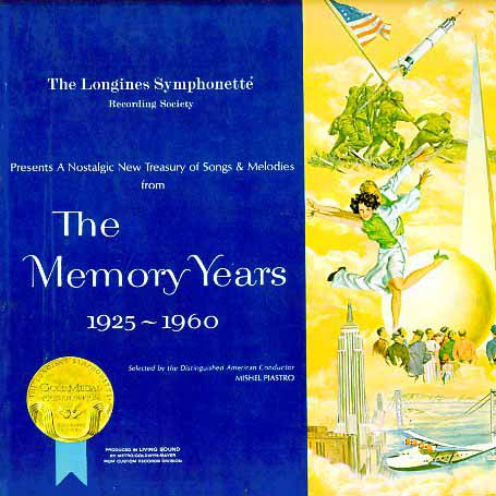 LWS118 - Memory Years 1925 - 1960 on CD
