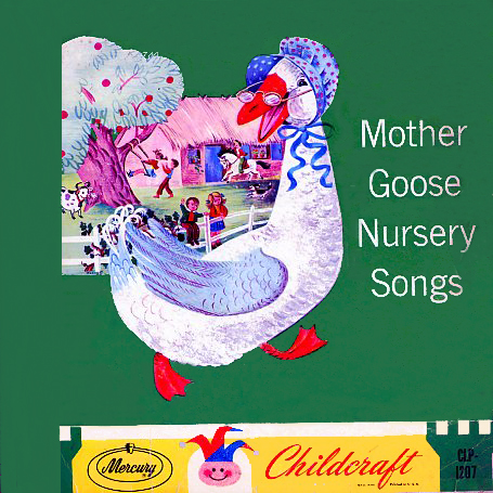 CLP1207 - Mother Goose Nursery Songs on CD