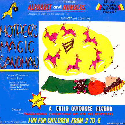 CG1003 - Mothers Magic Sandman on CD