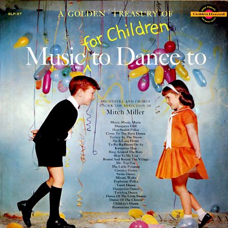 GLP37 - Music For Children to Dance To on CD