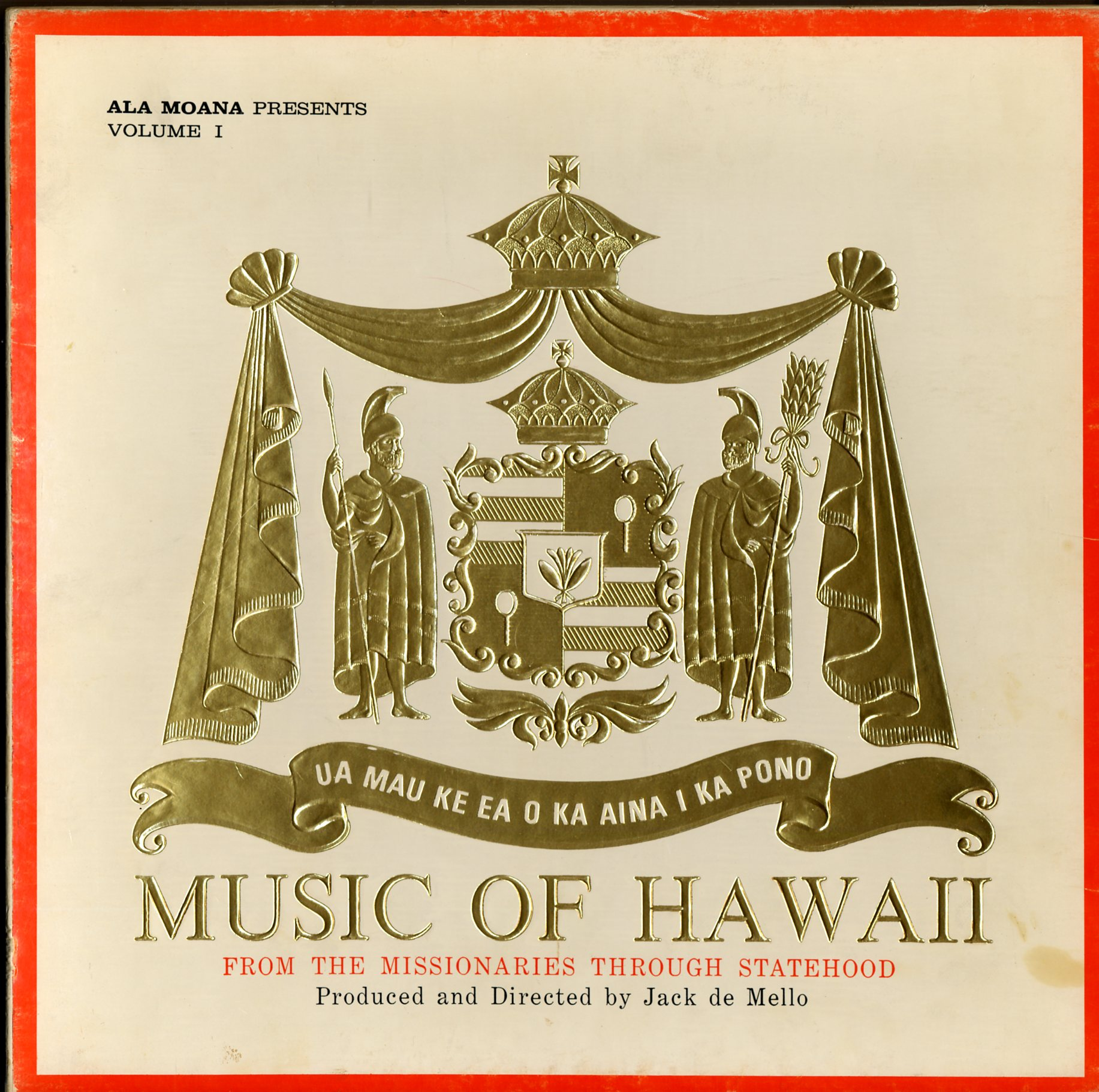 SR3S - Music of Hawaii on CD