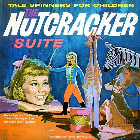 UAC11011 - Nutcracker Suite on CD